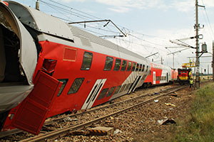 Train accident